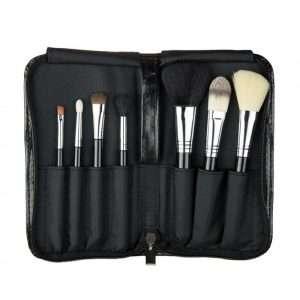 brush-set-07-pcs-travel-kit-ktb-cosmetics-bag-open