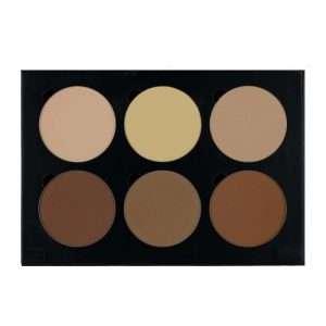 contour-cream-light-brown-6-colors-ktb-cosmetics-top-open